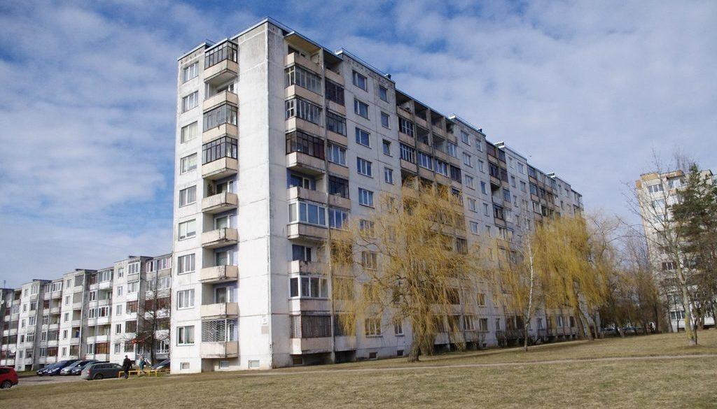 Naujiena - parduodamas 2 kamb. butas Stastybininkų g., Panevėžyje