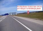 sklypai panevezio rajone šalia kelio VIA BALTICA